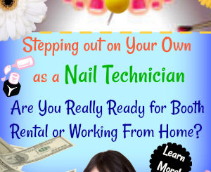 Nail Technician Advice