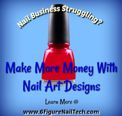 Make Money as a Nail Technician