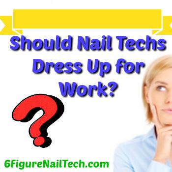 Nail Technician Advice