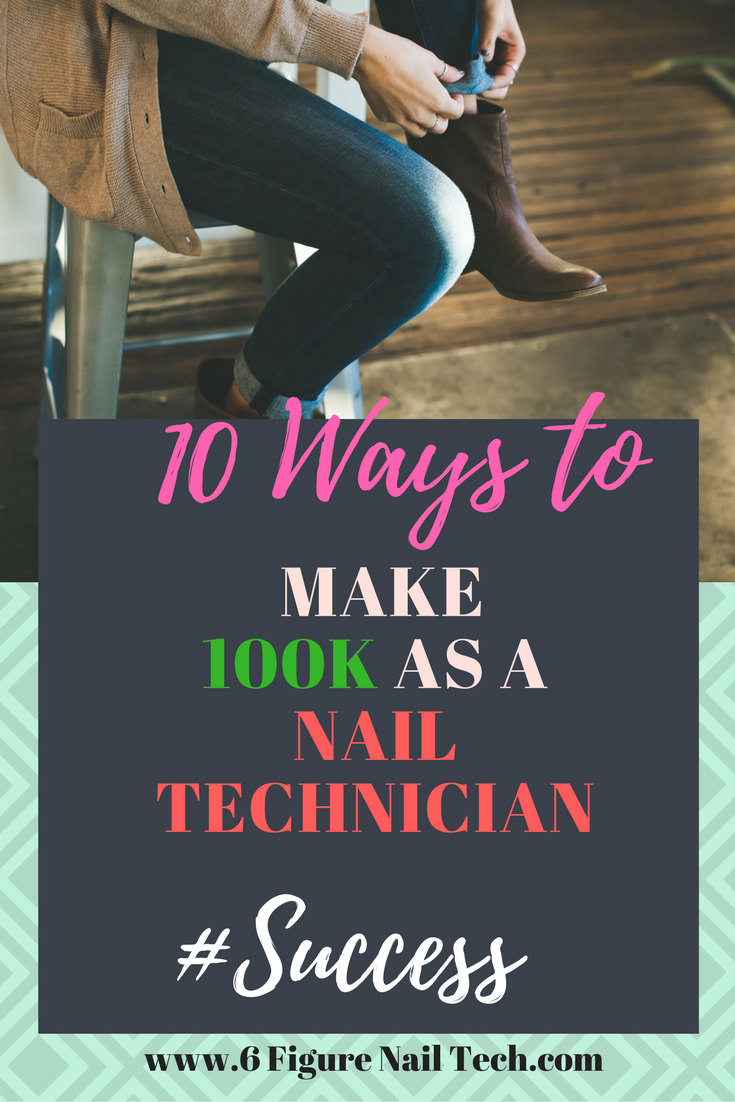 Nail Technician Course and Programs