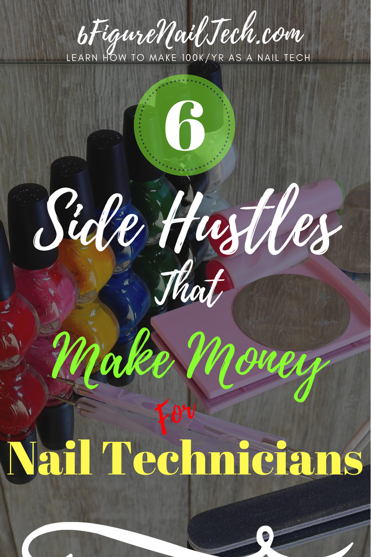 Nail Technician Tips and Nail Technician Courses